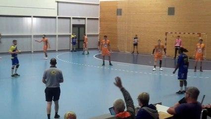 Handball   N2M 2019/2020   Le but de la victoire pour Metz qui s'impose à Plobsheim (31-30)