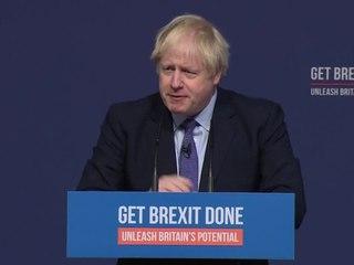 """Boris Johnson betreibt mit """"Tatsächlich Liebe"""" Wahlkampf"""