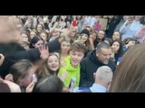 HRVY reveals he fears for safety when mobbed after 'scary and overwhelming' fan events