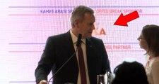TÜSİAD'ın konferansında çeviri krizi! Almanya'nın eski Cumhurbaşkanı kürsüden indi