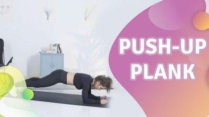 push-up plank -  Gezonder leven