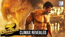 Dabangg 3 Climax REVEALED | Salman Khan | Kiccha Sudeep | Sonakshi Sinha