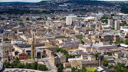 10 Calderdale locations used in TV