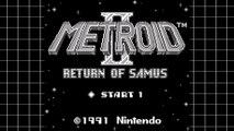 Metroid II: Return of Samus (Game Boy) Review - Poppie