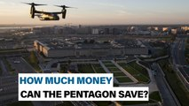 How much money could the Pentagon save? | Reagan Defense Forum 2019