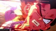 Dragon Ball Z Kakarot : gameplay maison