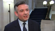 Ashworth discusses his leaked phonecall blasting Labour