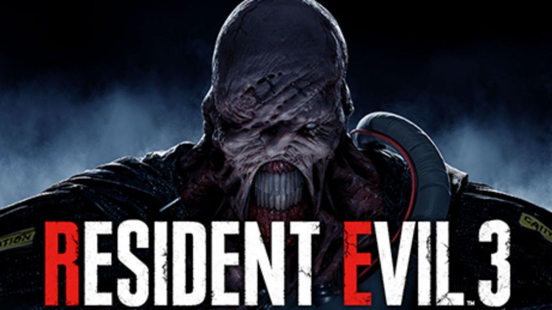 Resident Evil 3 Remake Official Announce Trailer 2020 Video