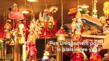 À Munich, le marché de Noël est toujours aussi populaire