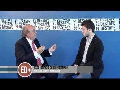 Entrevista a Jose Ignacio De Mendiguren segunda parte