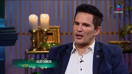 Julio Camejo y su primer encuentro con las telenovelas mexicanas