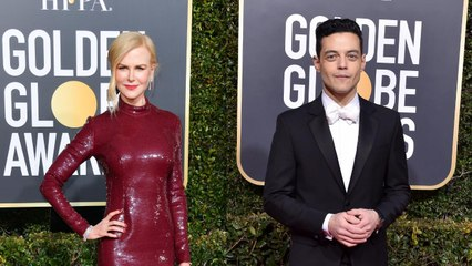 Will Nicole Kidman and Rami Malek Recreate Their Incredibly Awkward Moment at the 2020 Globes?