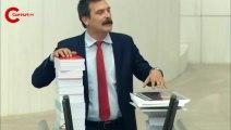 Erkan Baş bütçe görüşmelerinde sordu: Çok merak ediyorum var mı okuyan?
