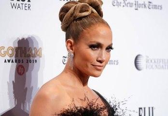 J.Lo Glowed in a Makeup-Free Selfie After Bagging Hustlers Award
