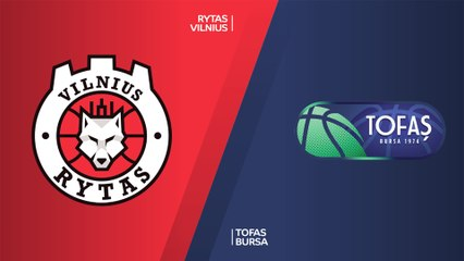 7Days EuroCup Highlights Regular Season, Round 9: Rytas 99-83 Tofas