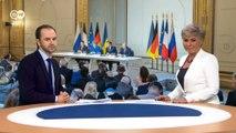 Спецвыпуск: Путин и Зеленский в Париже - договорились договариваться? DW Новости (10.12.2019)