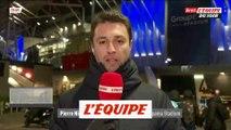 Rafael et Terrier titulaires contre Leipzig - Foot - C1 - OL