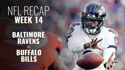 Week 14: Ravens v Bills