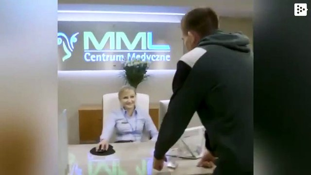 MMA fighter requests appointment for a liver transplant for his opponent before combat