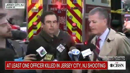 'No Indication' The Jersey City, New Jersey Shooting Was Terrorism, Official Says
