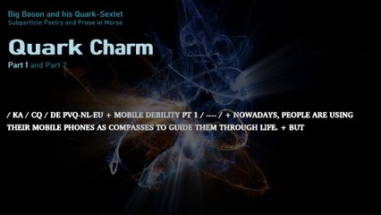 Big Boson and his Quark-Sextet - Quark Charm (2019) subtitled
