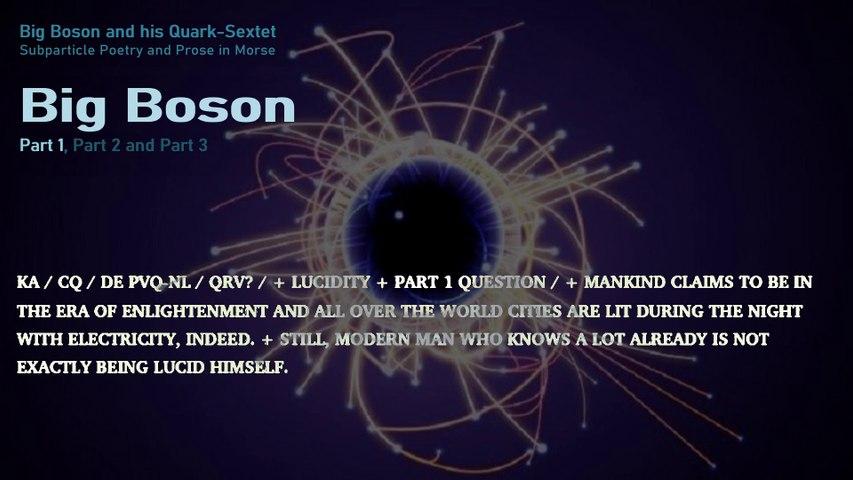 Big Boson and his Quark-Sextet - Big Boson (2019) subtitled