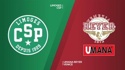 7Days EuroCup Highlights Regular Season, Round 9: Limoges 71-78 Reyer