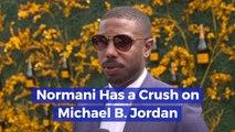 Normani's Boy Crush