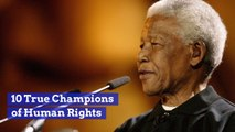 The Ultimate Human Rights Champions