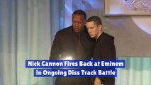 The Nick Cannon Diss Track