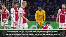 It was a miracle Valencia beat Ajax - Ten Hag