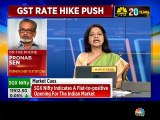 Increase in GST rates may lead to disruption, says former chief statistician Pronab Sen