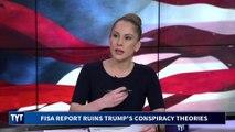 FBI Report BUSTS Trump Conspiracy Theories
