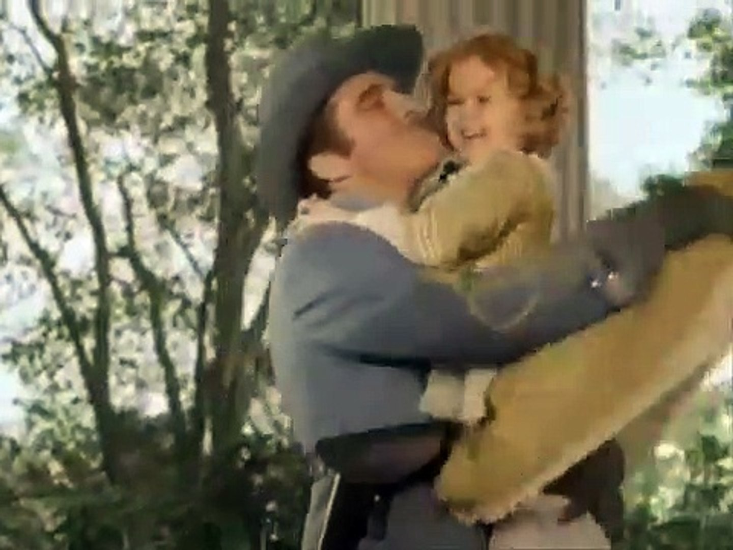 Shirley Temple - The Littlest Rebel