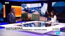 """Martin Fayulu: """"Les citoyens congolais ne sont ni protégés par la Monusco ni par les forces armées du Congo"""""""