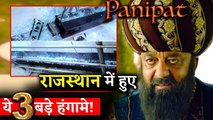 3 Controversies Occurred In Rajasthan Over Arjun Kapoor And Sanjay Dutt's PANIPAT
