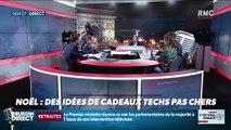 La chronique d'Anthony Morel : Noël, des idées de cadeaux tech pas chers - 11/12
