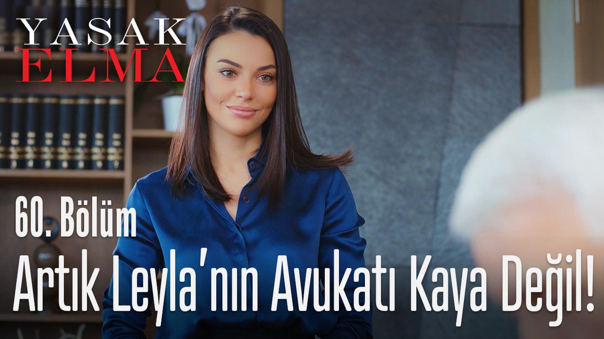 Leyla'nın avukatı değişiyor - Yasak Elma 60. Bölüm