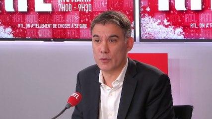 Olivier Faure - RTL mercredi 11 décembre 2019