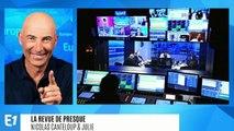 """Édouard Philippe : """"Je vais enfin vous dire pourquoi le pays est en grève !"""" (Canteloup)"""