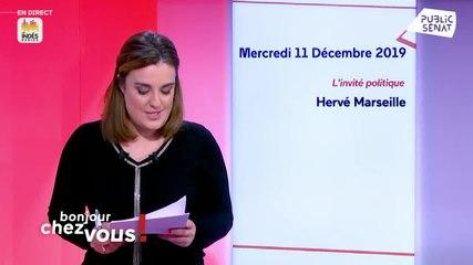 Hervé Marseille - Public Sénat mercredi 11 décembre 2019