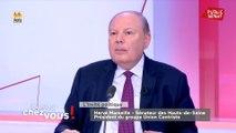 Retraites : « L'explication est confuse et le résultat c'est que le débat est dans la rue » déclare Hervé Marseille