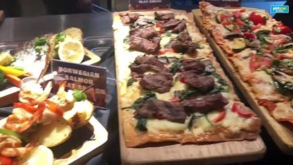 New BGC restaurant claims to have Philippines' first Mibrasa oven