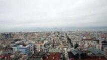 İlk kırmızı kodlu uyarının yapıldığı Antalya'da yağış başladı