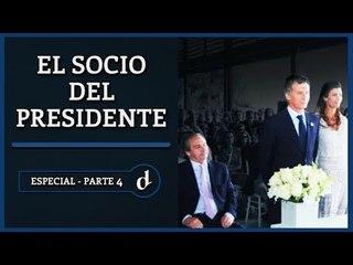 El socio del presidente Parte 4