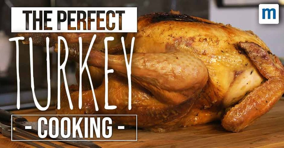 How To Cook a Christmas Turkey