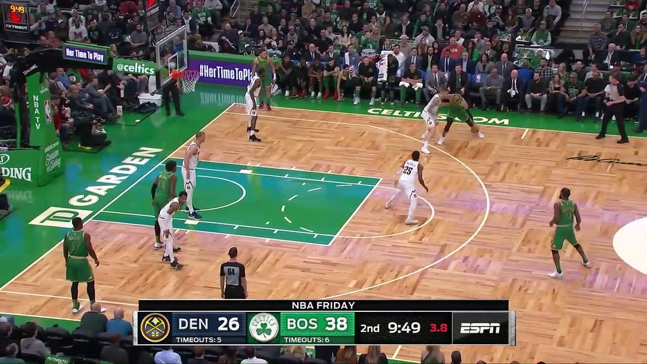 NBA'de 7. Haftanın En Güzel Oyunları