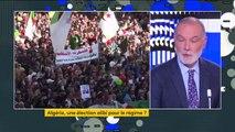 """Algérie : """"La non-violence des manifestants va continuer àdésarmer un régime surarmé"""""""