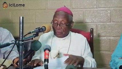 """Présidentielle 2020/Mgr Kpodzro :  """"Le salut des Togolais dépend de la candidature unique de  l'opposition"""""""