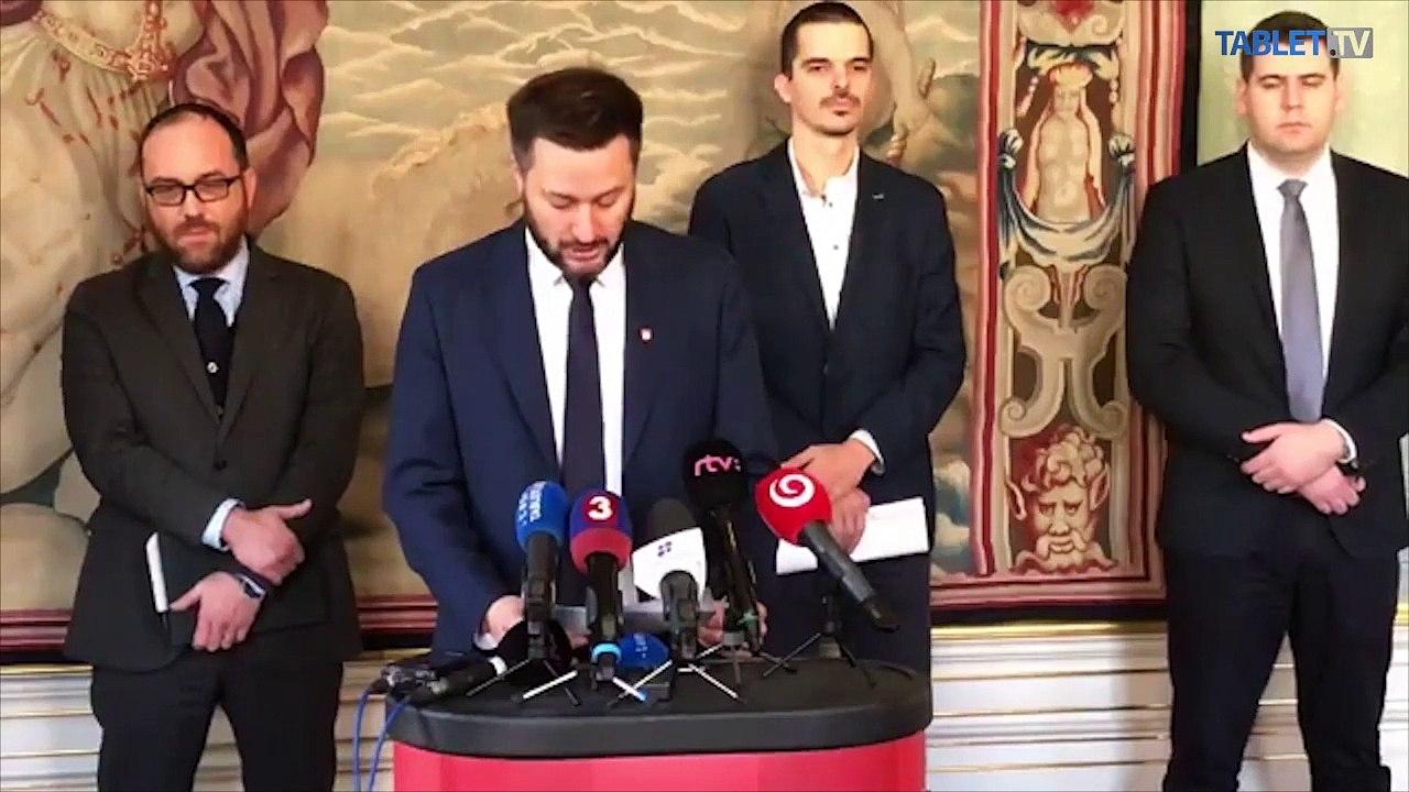 ZÁZNAM: TK primátora hlavného mesta SR Matúša Valla o stave modernizácie radiály